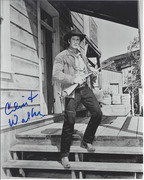 Clint Walker Cheyenne Signed 8x10 Photo $49