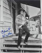 Clint Walker Cheyenne Signed 8x10 Photo $49