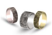 Fingerprint Ring