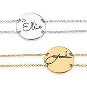 Circle Signature Bracelets