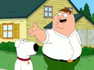 Mr. Belvedere on Family Guy