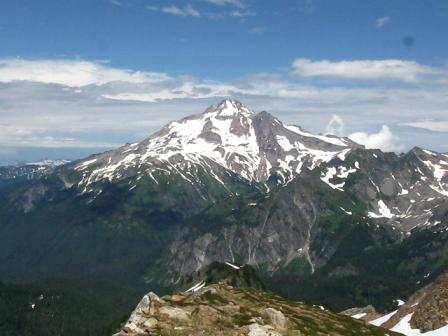 Summit view Portal Peak