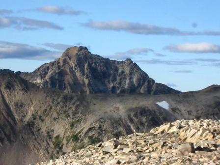 Joker Mt. summit