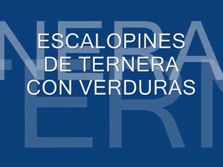 ESCALOPINES DE TERNERA