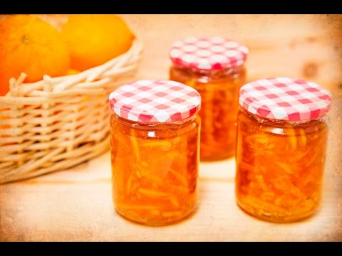 Mermelada casera de naranja, How to make Orange Marmalade