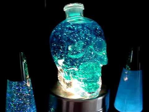 Crystal Skull Glitter