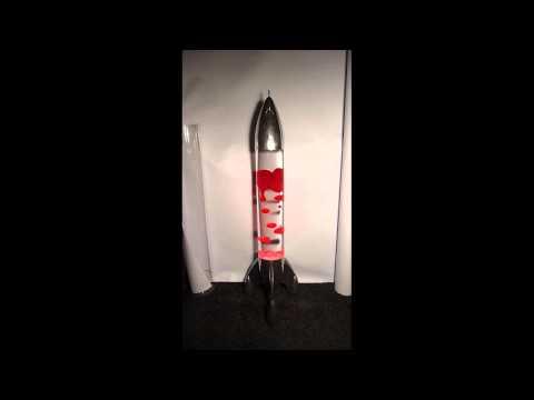 Mathmos Lunar Enlargement Lavalamp Lava lamp
