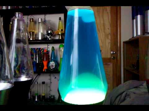 Shaking another crappy cloudy chinese lava lamp