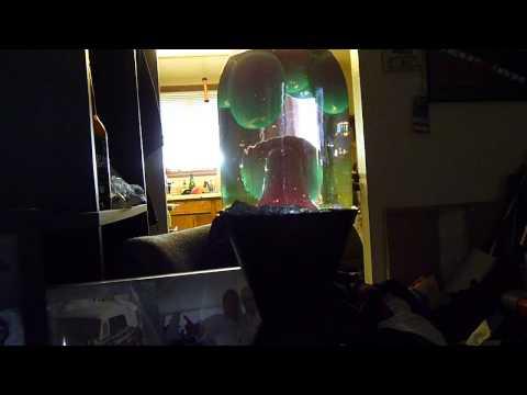 First Gookit lamp