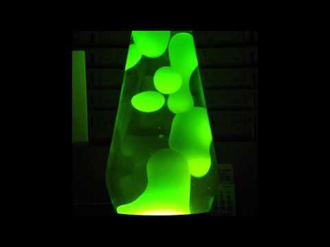 2013 Green Neon Lava Lite