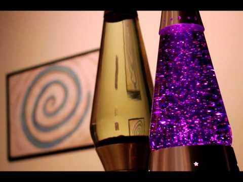 Purple Glitter Wiz