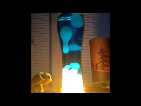 Mathmos Opal blue Fluidium