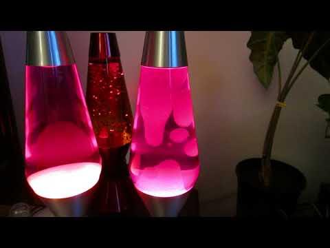 Lava Lamp #121D Bottle Flow