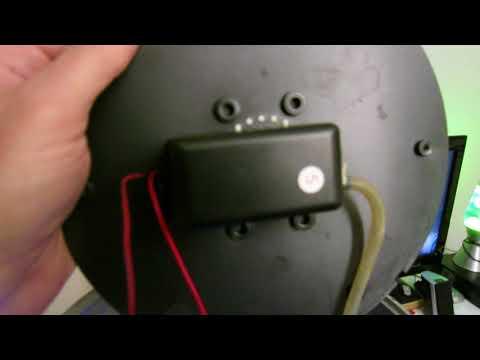Lava Lamp Grande Aquarium Pump Issue / Noise