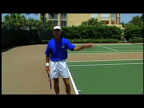 Tom Avery's FREE Tennis Lessons - The Toss Is Essential For Consistent Serves