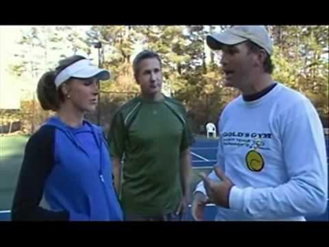Beginner Tennis Lessons: Ball Control
