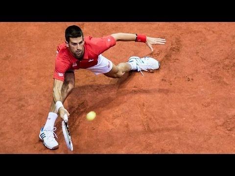 Djokovic Vs Pospisil DAVIS CUP 2013
