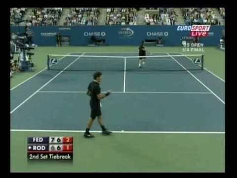 Roger Federer - Back In Black (HIGH QUALITY)
