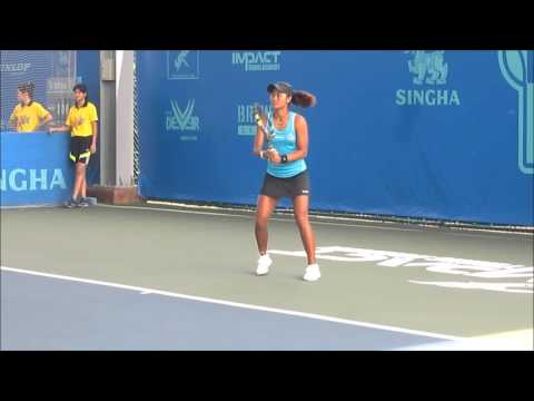 How to Hit the Open Stance Forehand