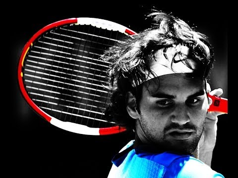 Roger Federer - The Old Points Collection (HD)