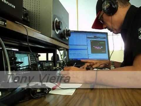 CW Contest running from OA4DX_CQWWDXCW2011
