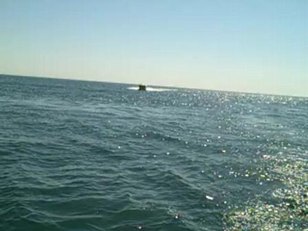 Aug 31 2008 on Lake Huron