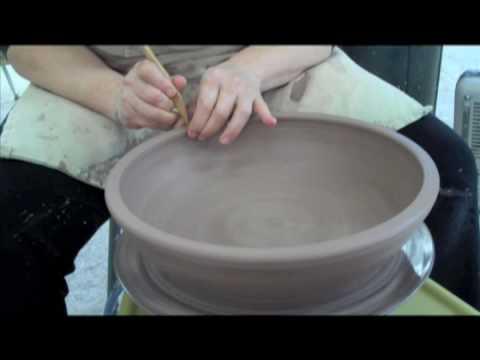 POTTERY- Honeycomb Bowls by Bridges Pottery