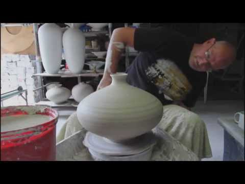 Pottery FlameThrowing by BillPowell