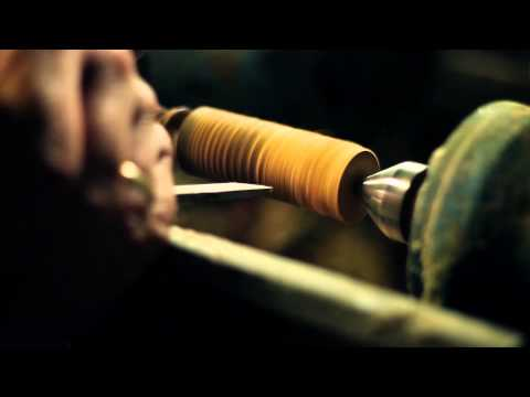 Andrew Cooke Ceramics - The Diddley Bow Documentary