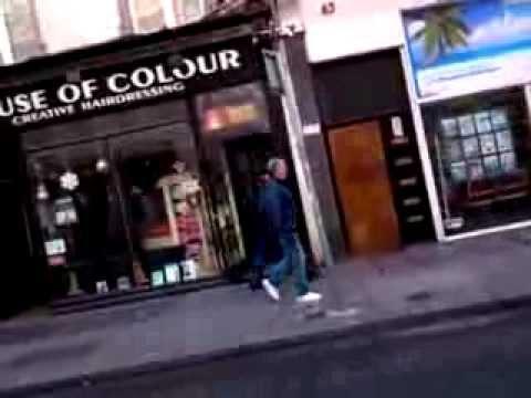 November 2013 Dublin Anti-Scientology protest