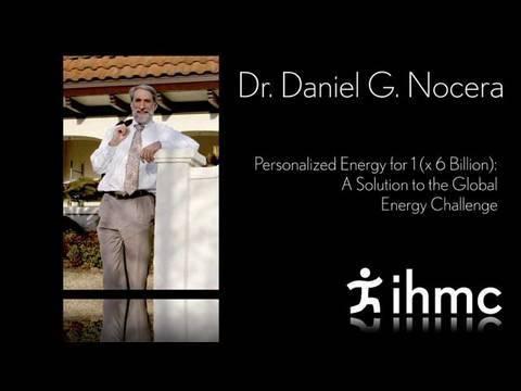 Dr. Daniel G. Nocera