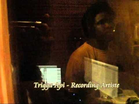 Nellz Productions - Blakout Crew - Stand The Rain Studio Session