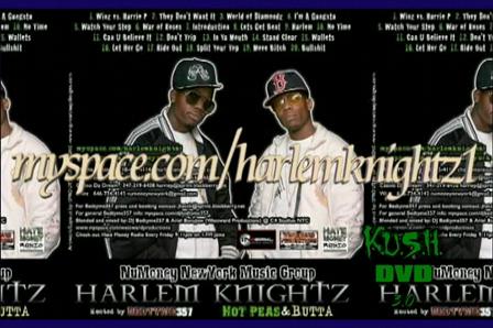Harlem Knightz - Beef