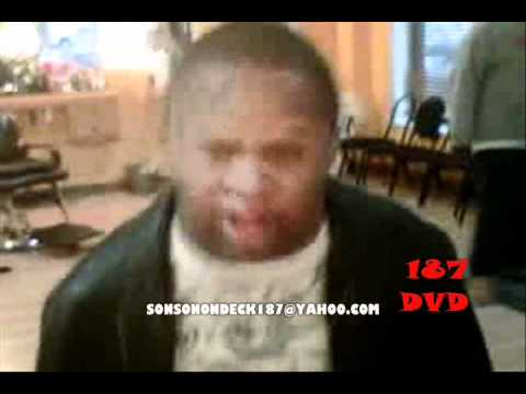 187 DVD(WATCH OUT 50 TYSON) ITZ MANNY FRIZZLE