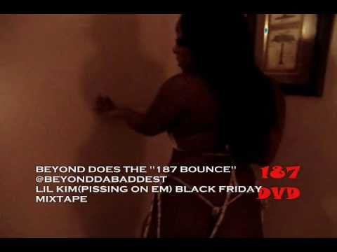 """(BOOTY SHAKINGXXX) THE  """"187 BOUNCE"""" PERFORMED BY """"BEYOND"""""""