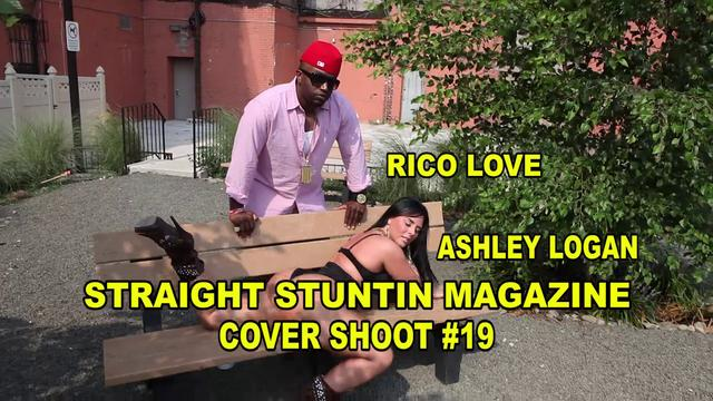 ASHLEY LOGAN AND RICO LOVE SHOOT #19