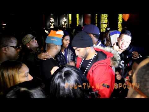 Slowbucks.TV Launch W Juelz Santana, Fred The Godson, Reek Da Villain, Funk Flex, Prodigy & MORE