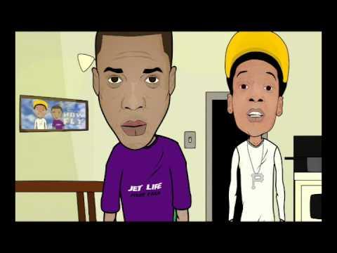 Wiz Khalifa and Currensy - How Fly