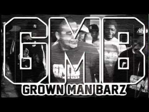 GOODZ presents GROWN MAN BARZ 4