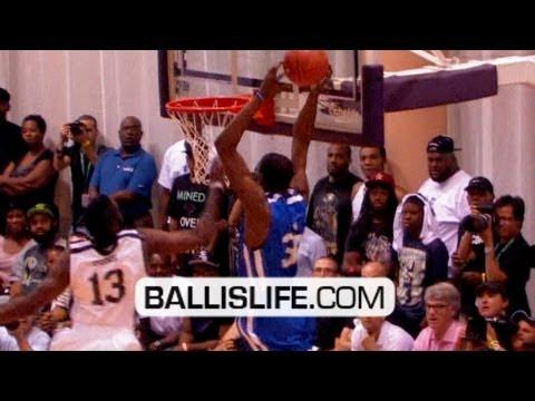 Kevin Durant GOES OFF For 44! John Wall vs Brandon Jennings! Goodman Beats Drew 135-134