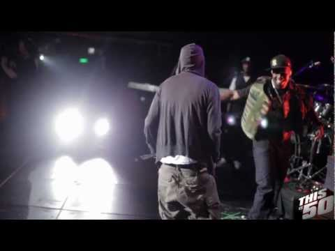 50 Cent x Eminem - Patiently Waiting (Live @ SXSW - Austin - 2012)
