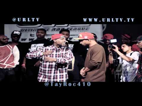 Smack/URL Presents Tay Rock vs QP