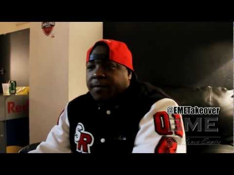 Jadakiss EA Sports Challenge Interview (Fav EA Sports games, Chief Keef, Top 5 Dead or Alive) [EME]