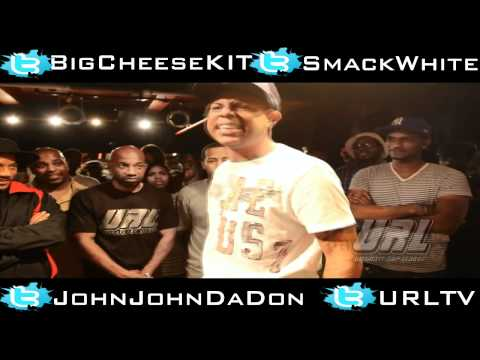 Big Cheese/Smack/URLTV Presents: John John Da Don - Thinking That He Live