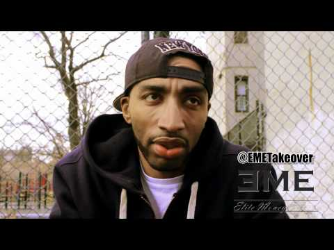 Mysonne Exlusive Interview Part 2 (tour with Game, Lil B feud, NY not winning) [EME]