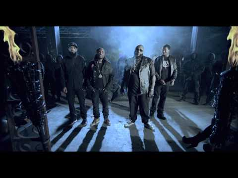 Maybach Music Group Ft. T Pain -Bag Of Money (Official Video)