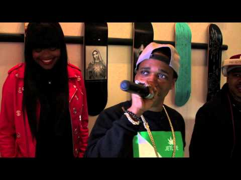 CURREN$Y X DIAMOND SUPPLY CO. - THE STONED IMMACULATE LISTENING EVENT