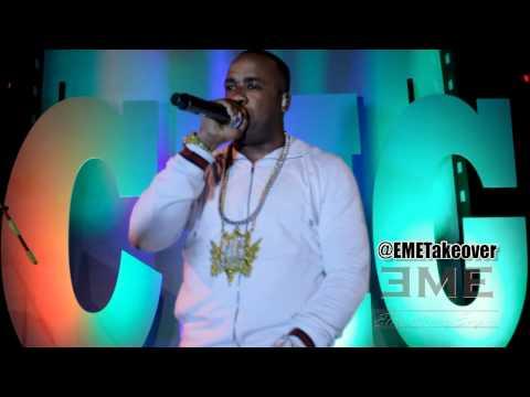 Yo Gotti Live Performance at S.O.B.'s 5-17-12 (Colors, Wild Boy, Real Niggas) [EME]