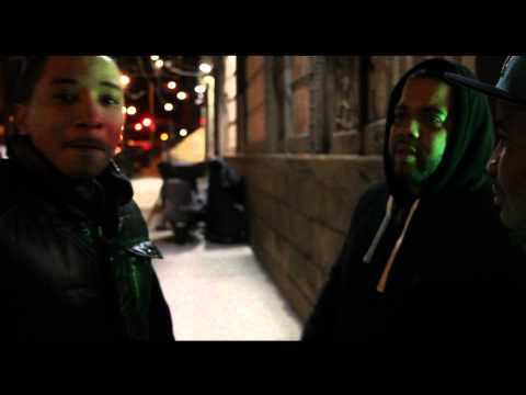 CHARLIE CLIPS TV: CHARLIE CLIPS VS HOLLOW DA DON (2 BAR BATTLE)