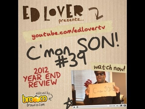 C'MON SON 39- 2012 THE YEAR END REVIEW